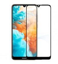 Folie sticla securizata tempered glass Huawei Y6 2019, Black