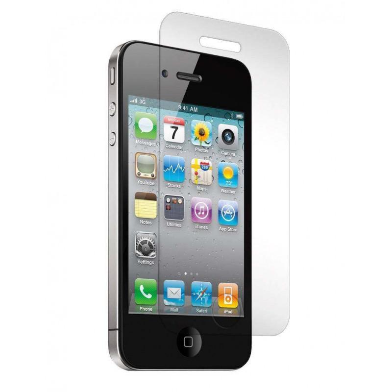 Folie sticla iPhone 4, Folii iPhone - TemperedGlass.ro