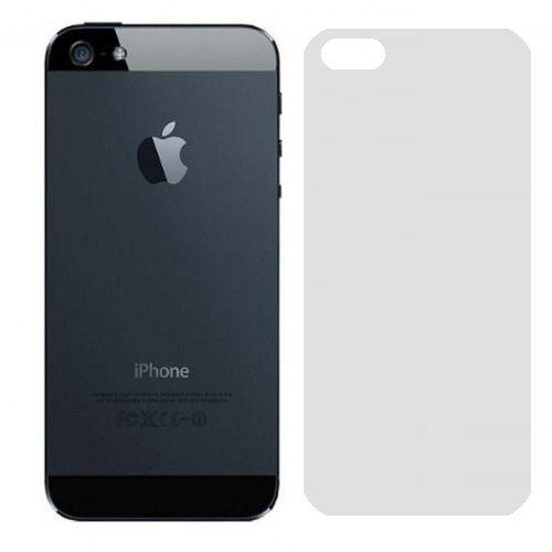Folie sticla iPhone 5 spate, Folii iPhone - TemperedGlass.ro