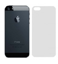 Folie sticla securizata tempered glass iPhone 5 Spate