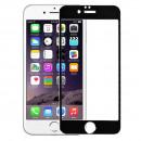 Folie sticla securizata tempered glass iPhone 6 - Black aluminium