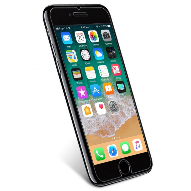 Folie sticla iPhone 8 Plus, Folii iPhone - TemperedGlass.ro