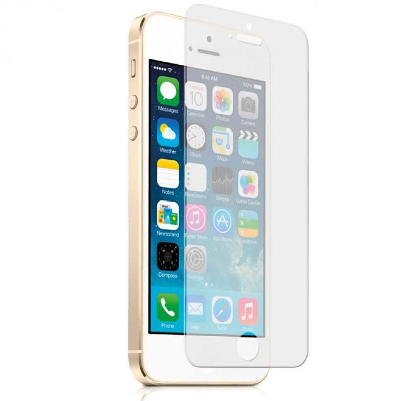 Folie sticla iPhone SE, Folii iPhone - TemperedGlass.ro
