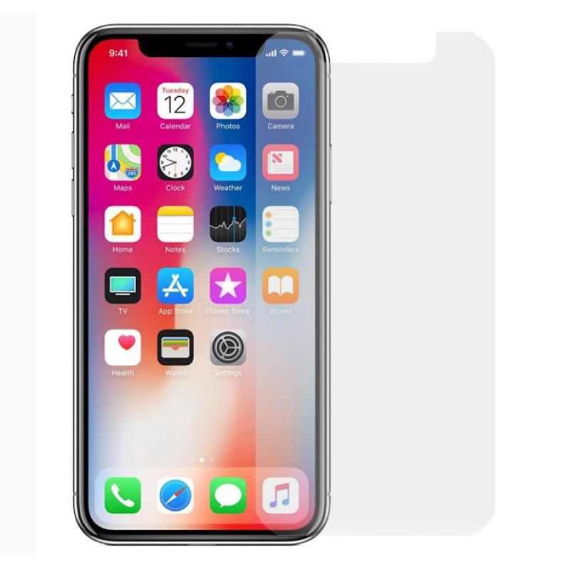 Folie sticla iPhone X, Folii iPhone - TemperedGlass.ro