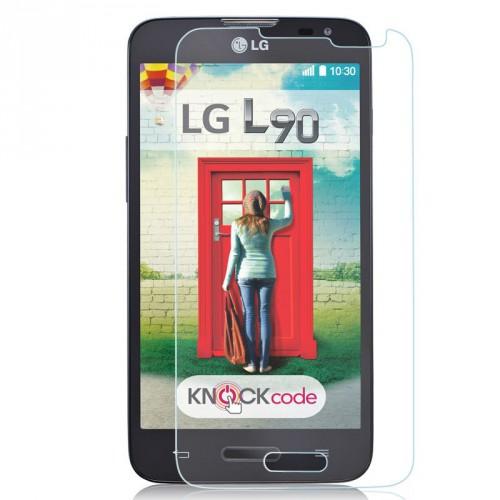 Folie sticla LG L90 D405, Folii LG - TemperedGlass.ro