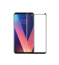 Folie sticla securizata tempered glass LG V30 Full 3D Black