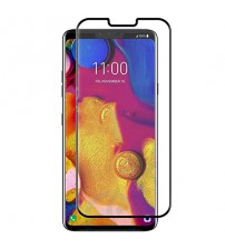 Folie sticla securizata tempered glass LG V40 Full 3D Black