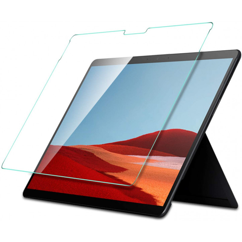 Folie sticla securizata tempered glass Microsoft Surface Pro X - TemperedGlass.ro