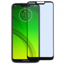 Folie sticla securizata tempered glass Motorola Moto G7 Power, Black