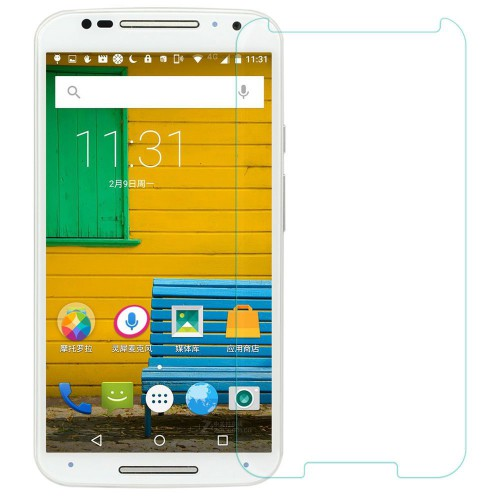 Folie sticla Motorola Moto X (2nd. gen), Folii Motorola - TemperedGlass.ro