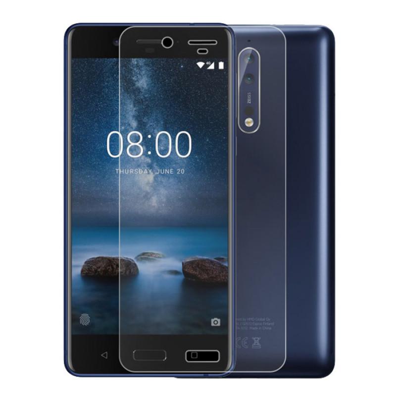 Folie sticla Nokia 8, Folii Nokia - TemperedGlass.ro