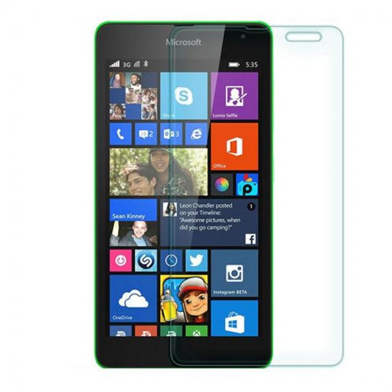 Folie sticla Nokia Lumia 535, Folii Nokia - TemperedGlass.ro