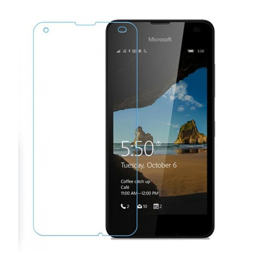 Folie sticla Nokia Lumia 550, Folii Nokia - TemperedGlass.ro