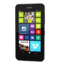 Folie sticla securizata tempered glass Nokia Lumia 630 [Promo DoubleUP]