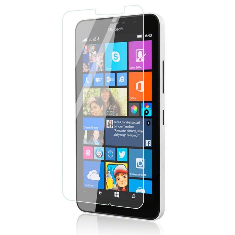 Folie sticla Nokia Lumia 640XL, Folii Nokia - TemperedGlass.ro