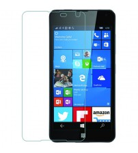 Folie sticla securizata tempered glass Nokia Lumia 650