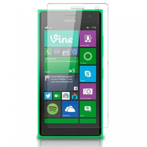 Folie sticla Nokia Lumia 730, Folii Nokia - TemperedGlass.ro