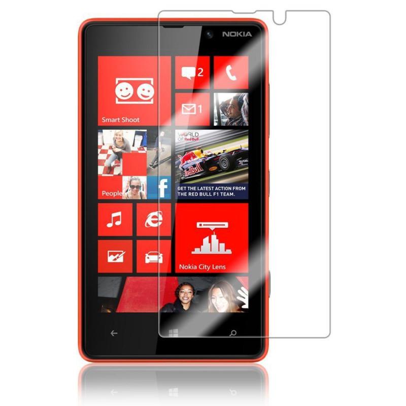 Folie sticla Nokia Lumia 820, Folii Nokia - TemperedGlass.ro