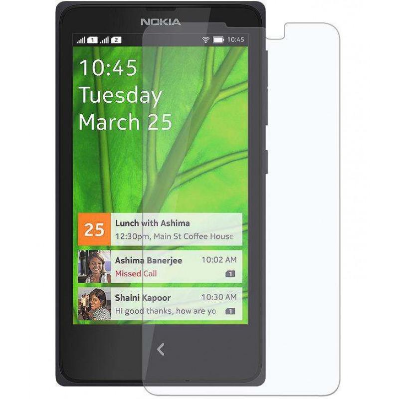 Folie sticla Nokia X, Folii Nokia - TemperedGlass.ro