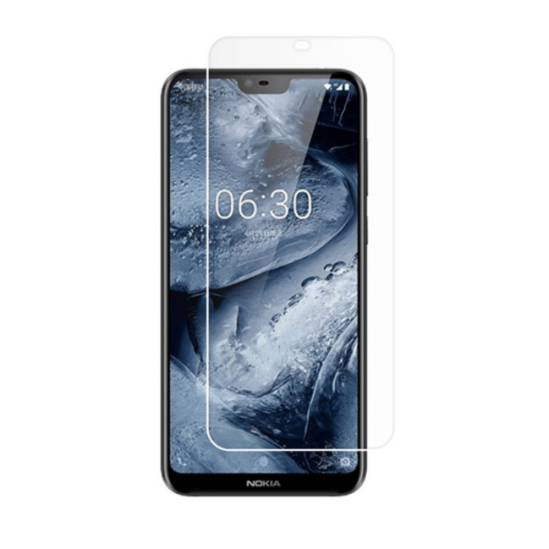 Folie sticla Nokia X6 2018, Folii Nokia - TemperedGlass.ro