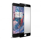Folie sticla securizata tempered glass OnePlus 3 / 3T, Black