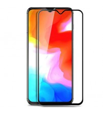 Folie sticla securizata tempered glass OnePlus 6T, Black