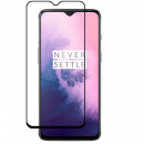 Folie sticla securizata tempered glass OnePlus 7T, Black