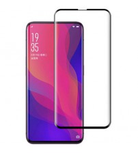 Folie sticla securizata tempered glass Oppo Find X 3D Black