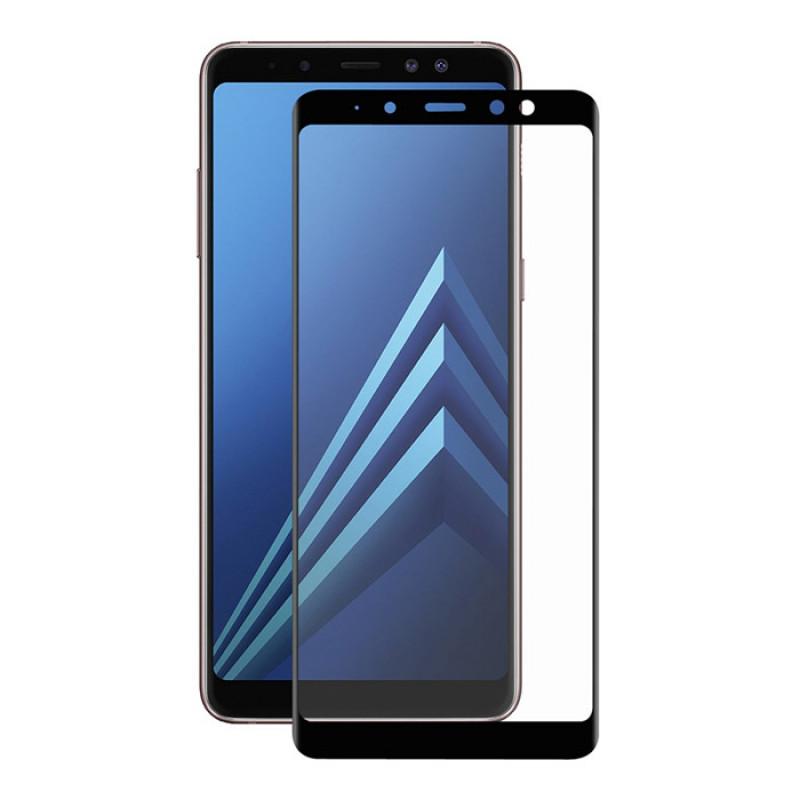Folie sticla Samsung A8 Plus 2018, Folii Samsung - TemperedGlass.ro