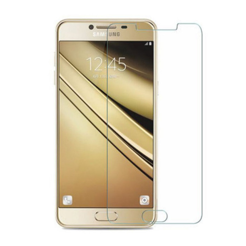 Folie sticla Samsung C7, Folii Samsung - TemperedGlass.ro
