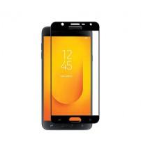 Folie sticla securizata tempered glass Samsung Galaxy J7 Duo, Black