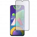 Folie sticla securizata tempered glass Samsung Galaxy M21, Black