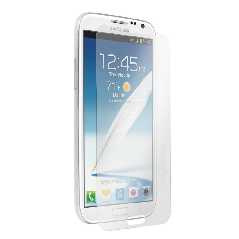 Folie sticla Samsung Note 2, Folii Samsung - TemperedGlass.ro