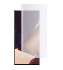 Folie sticla securizata tempered glass Samsung Galaxy Note 20 Ultra, Full Glue UV