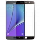 Folie sticla securizata tempered glass Samsung Galaxy Note 5 - Black