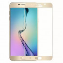 Folie sticla securizata tempered glass Samsung Galaxy Note 5 - Gold