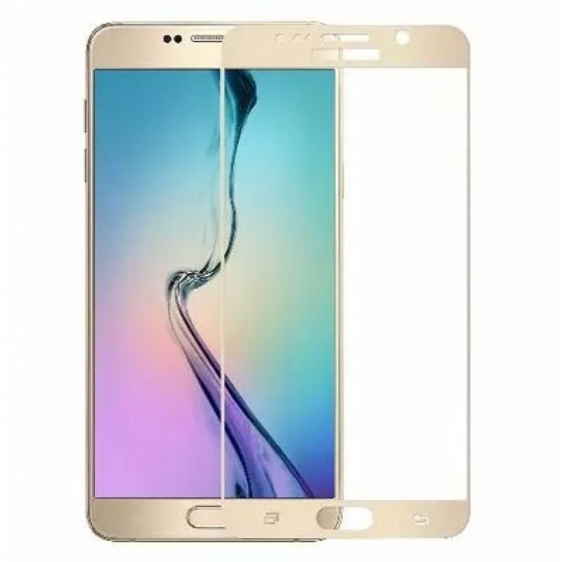 Folie sticla Samsung Note 5 Gold, Folii Samsung - TemperedGlass.ro