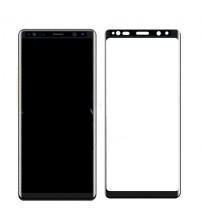 Folie sticla securizata tempered glass Samsung Galaxy Note 8 3D Black