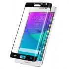 Folie sticla securizata tempered glass Samsung Galaxy Note Edge Full 3D - Black