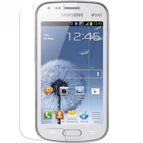 Folie sticla Samsung S Duos S7582, Folii Samsung - TemperedGlass.ro