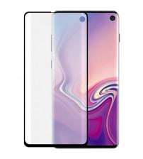 Folie sticla securizata tempered glass Samsung Galaxy S10E - 3D Black