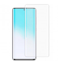 Folie sticla securizata tempered glass Samsung Galaxy S20 Plus, Full Glue UV
