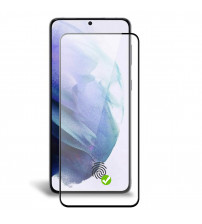 Folie sticla securizata tempered glass Samsung Galaxy S21, Fingerprint Friendly