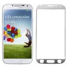 Folie sticla securizata tempered glass Samsung Galaxy S4 - Silver aluminium [Promo DoubleUP]