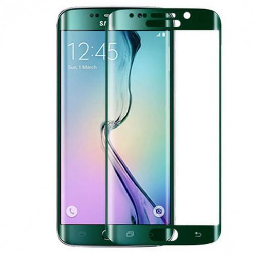 Folie sticla Samsung S6 Edge Green, Folii Samsung - TemperedGlass.ro