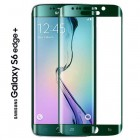 Folie sticla securizata tempered glass Samsung Galaxy S6 Edge Plus - Green