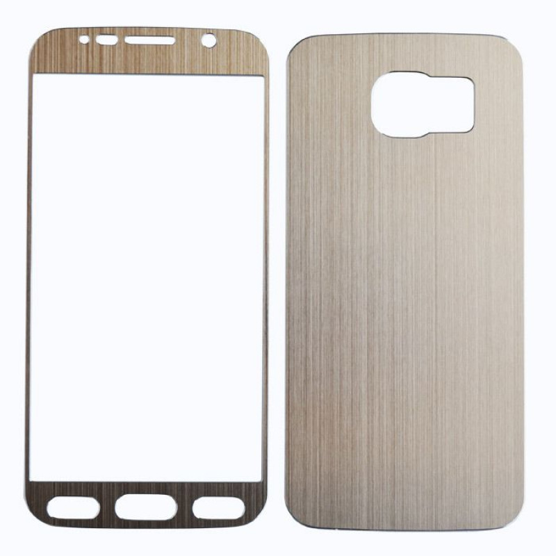 Folie sticla Samsung S6 Set, Folii Samsung - TemperedGlass.ro