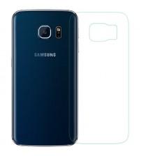 Folie sticla securizata tempered glass Samsung Galaxy S6 - Spate
