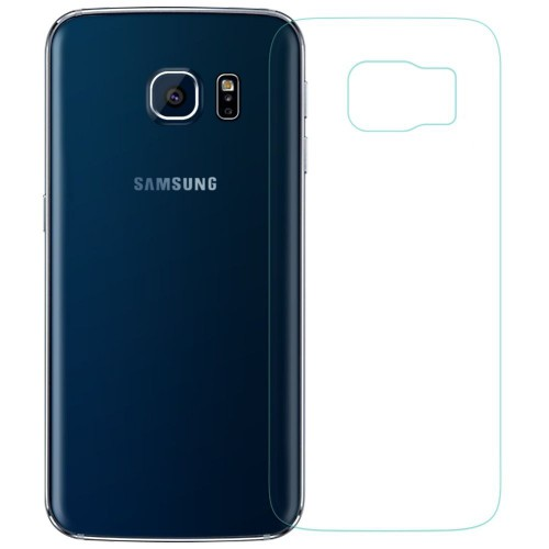 Folie sticla Samsung S6 spate, Folii Samsung - TemperedGlass.ro