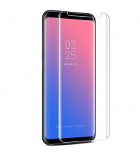 Folie sticla securizata tempered glass Samsung Galaxy S8 Plus, Full Glue UV